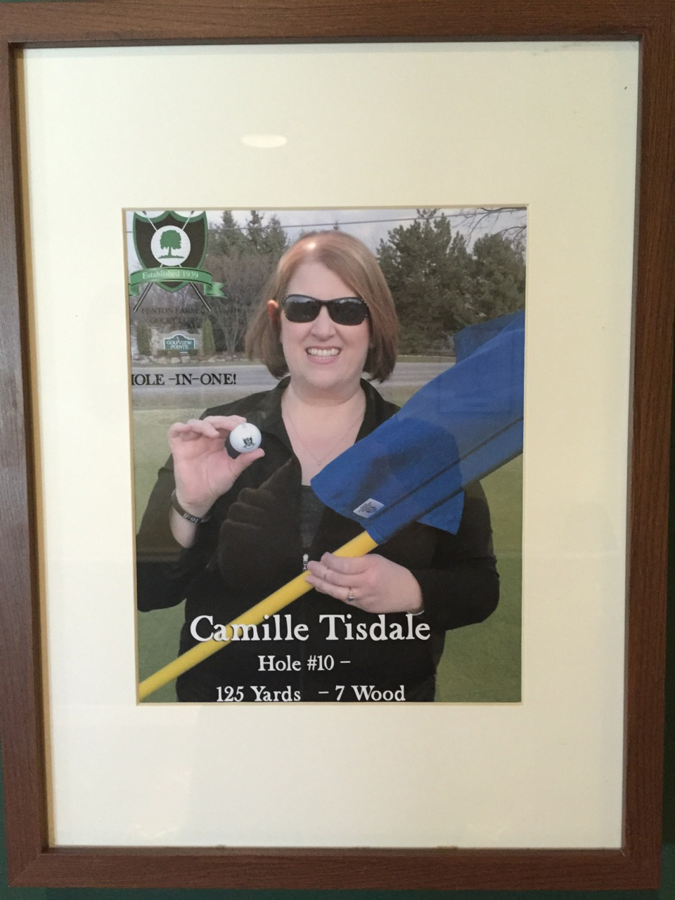 CAMILLE TISDALE