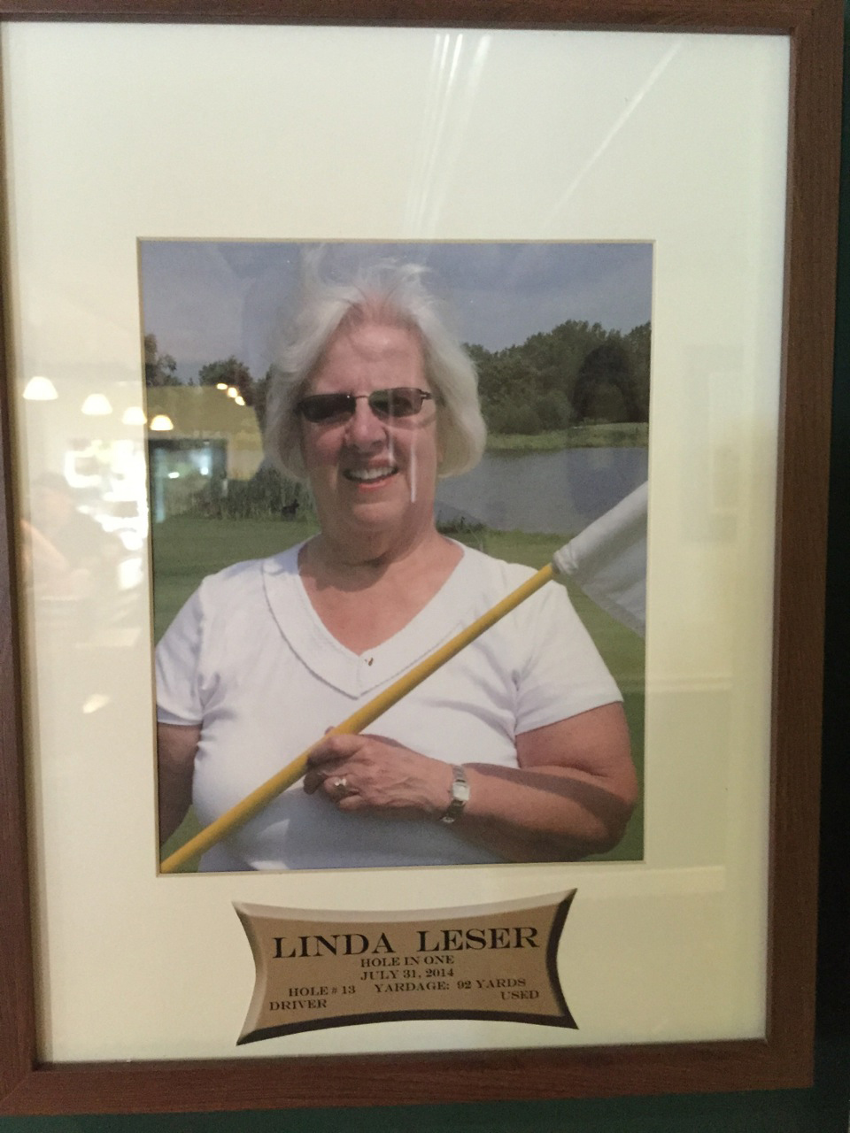 LINDA LESSER